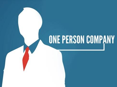 One person company compliance in India