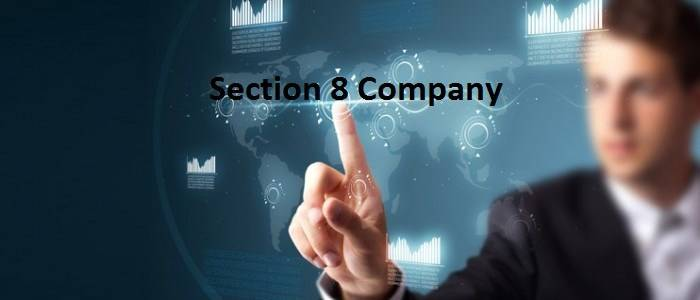 Is there any requirement for minimum number of members for section 8 Company?