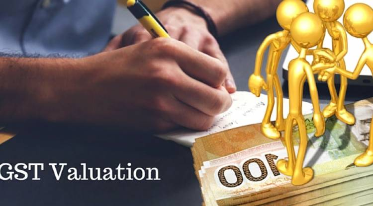 Everything about Valuation rules of Goods and Services (GST) under GST Law!