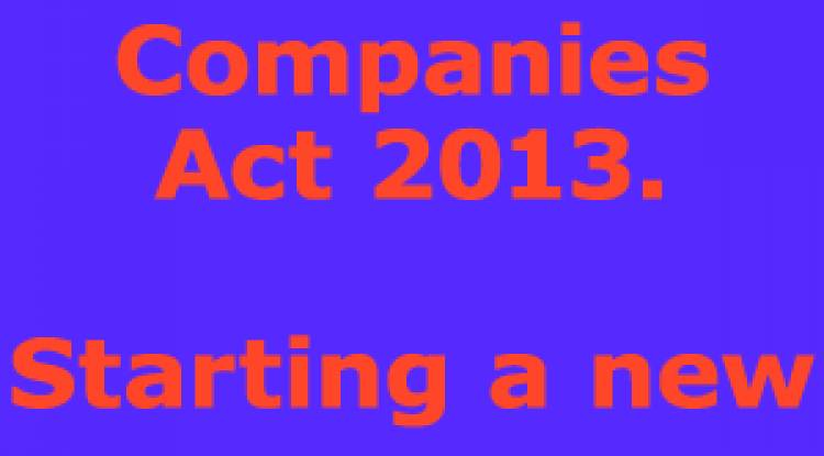 Impact of New companies Act on Private limited Companies, 2013
