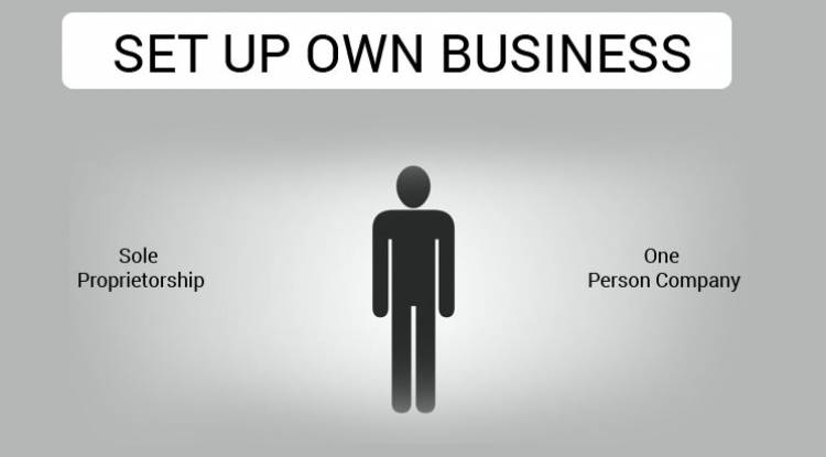 Sole Proprietor Vs One Person Company