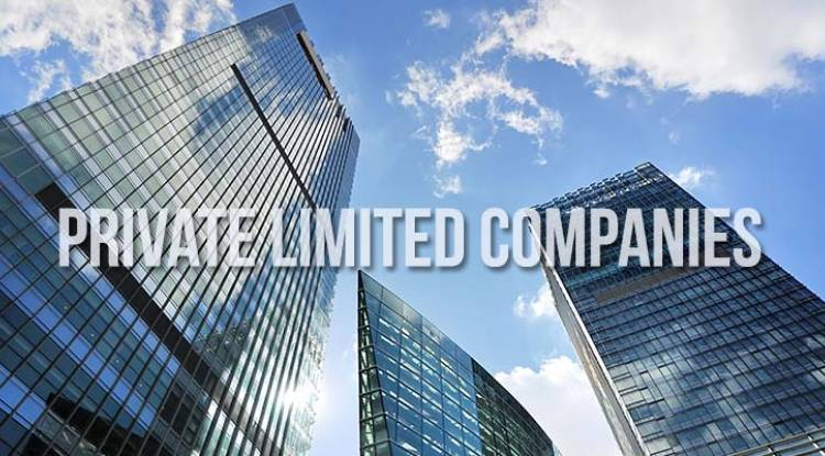 What is a yearly maintenance cost for Private Limited Company in India?