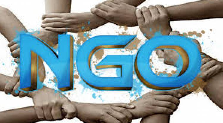 What is the procedure for society registration (NGO) in India?