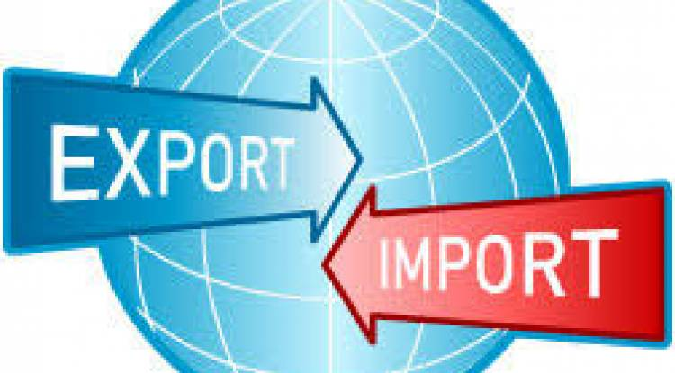 How can I export food products without an exporting licence?