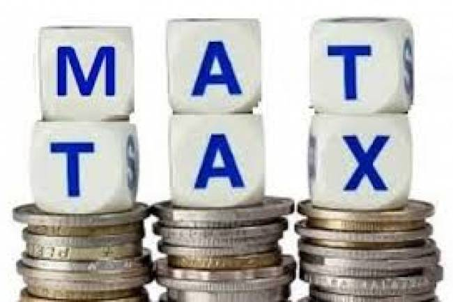 Minimum Alternate Tax or MAT