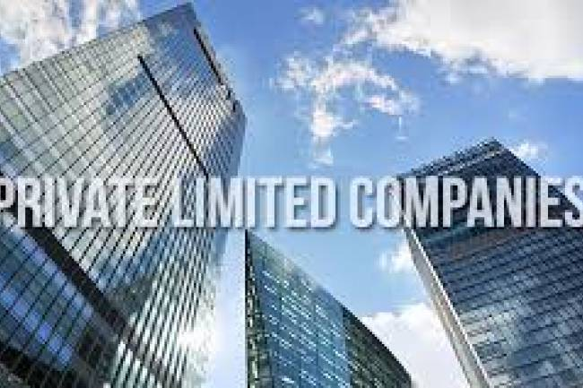 CONVERSION OF PRIVATE COMPANY TO OPC