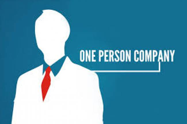 One Person Company - What is 1-Person Company