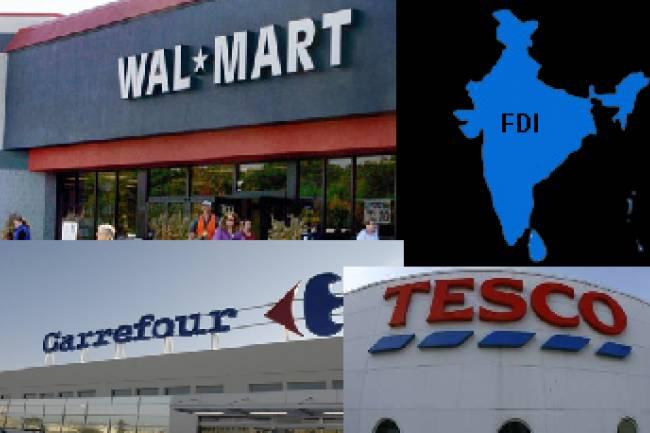 FDI in Multi Brand Retail Sector India