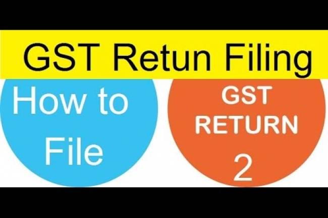GSTR 2 Explained
