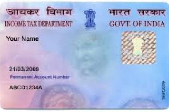 PAN Card Lost? How To Get A Duplicate PAN Card
