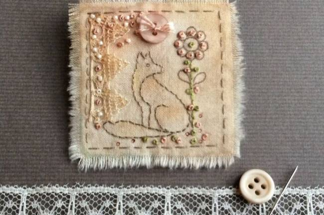 Trademark Class 26: Lace, Embroidery and Buttons