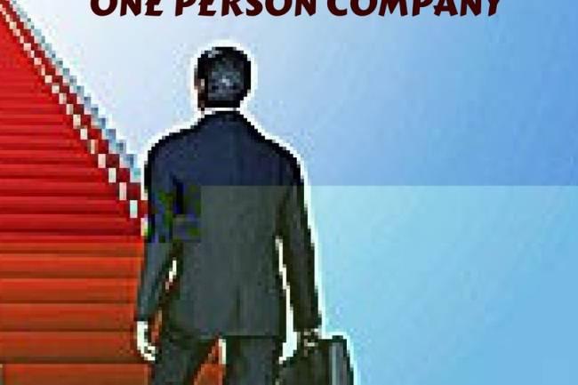 INC-29 One Person Company Registration Process