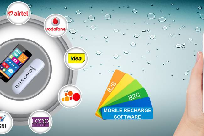 Mobile Recharge Portal and Business in India