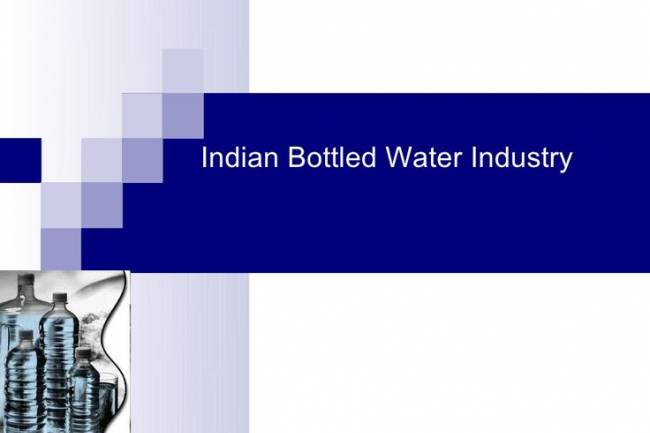 Documents Required to Setup Mineral Water Plant