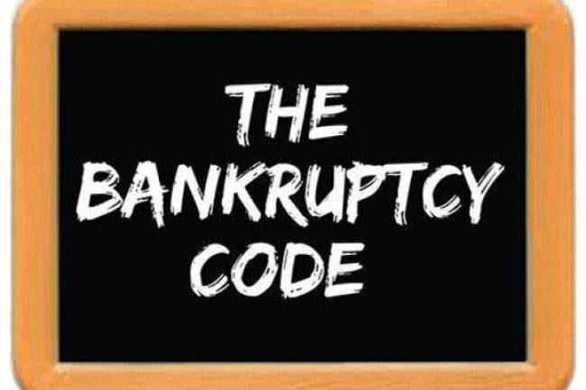 Insolvency and Bankruptcy-History and Objective