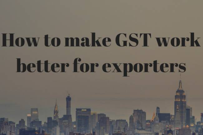 Exporters: Bank Guarantee not required for bond under GST if you are registered with Export Promotional Council (RCMC)