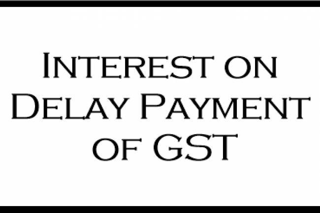 What is the interest on late payment of GST? - Latest interest rate on late payment of GST under section 50 of CGST Act with calculation/example