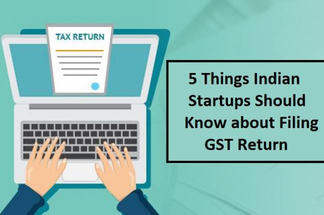 How to start your Business under GST online – 5 Steps to starting a business in India