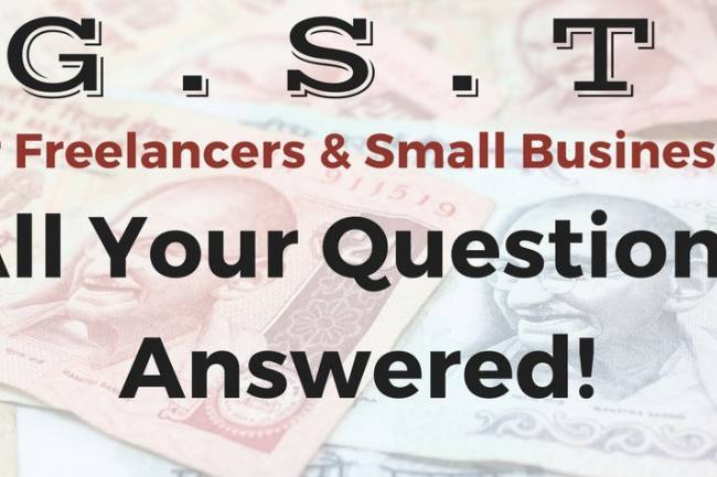 GST Registration in India – 25 Questions Answered