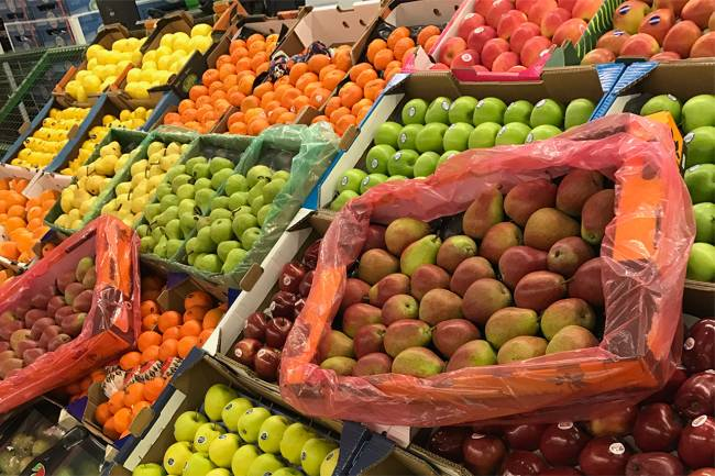 GST Tax Rates for Edible fruit and nuts; peel of citrus fruit or melons – Chapter-8