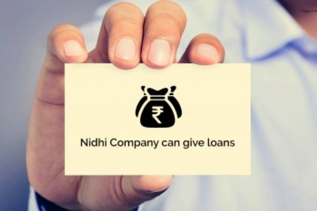 Can Nidhi Company give loan to its directors?