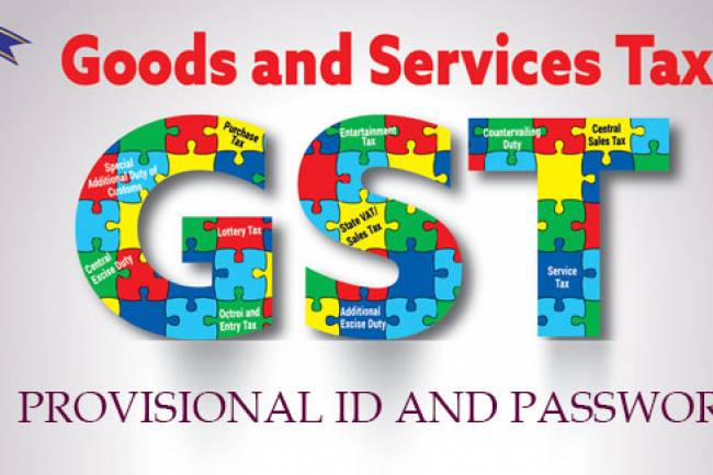 How to Get provisional ID and Password for Central Excise and Service Tax Taxpayers – Step by Step guide for GST Enrollment or Registration
