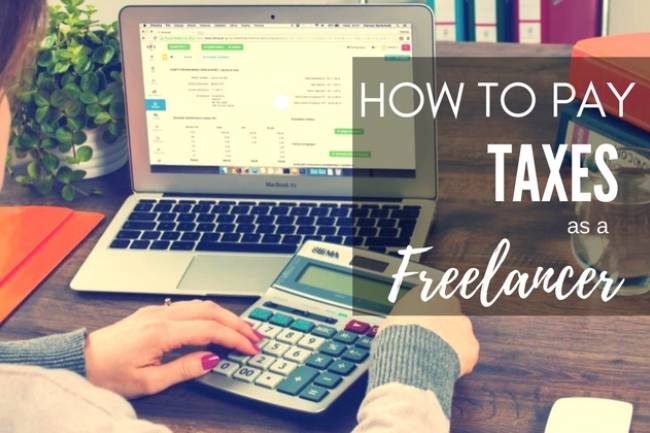 Taxes on Freelancer Income in India OR taxes on website Developer