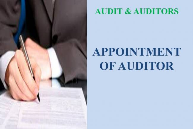 Format of Intimation letter of Removal of Auditor under section 140 of the Companies, Act, 2013