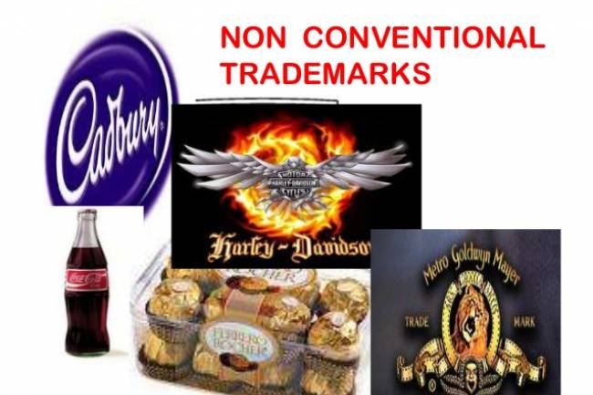 Non-Conventional Trademarks in India