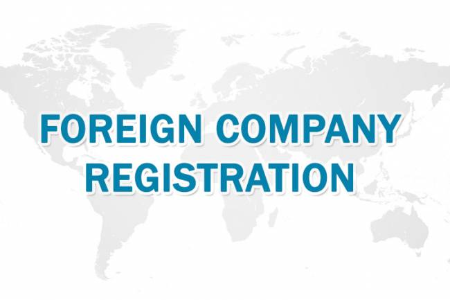 Foreign Companies Registration in India