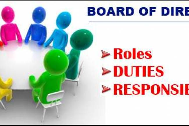 POWER AND DUTIES OF DIRECTORS IN PRIVATE AND PUBLIC LIMITED COMPANIES