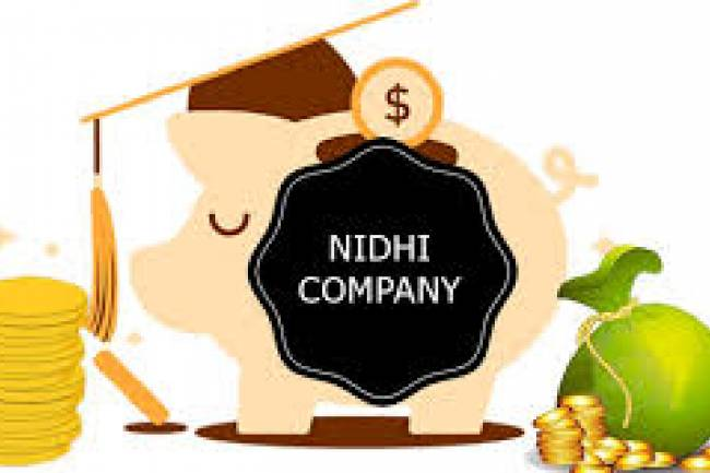 What is the maximum interest rate that can be charged by Nidhi Company on loans?