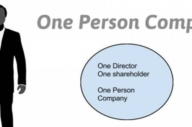 How can I register one person company (OPC) with a single name (without a surname)?