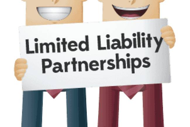 Is separate office space required for LLP registration?