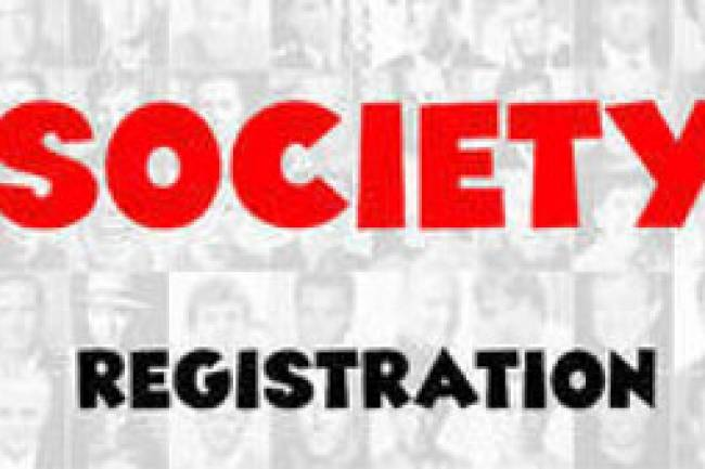 HOW TO SELECT THE NAME OF SOCIETY?