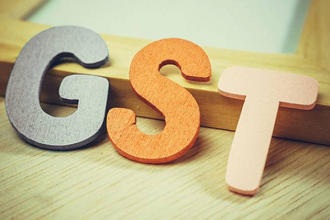 When do I need to file GST if I start a new e-commerce business?