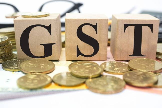 What are the charges for GST monthly return?