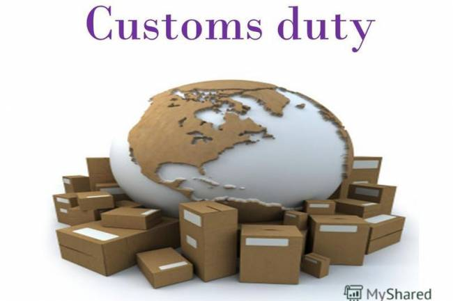 Do you have to pay a customs duty to buy from AliExpress?