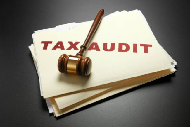 How do I do a tax audit?