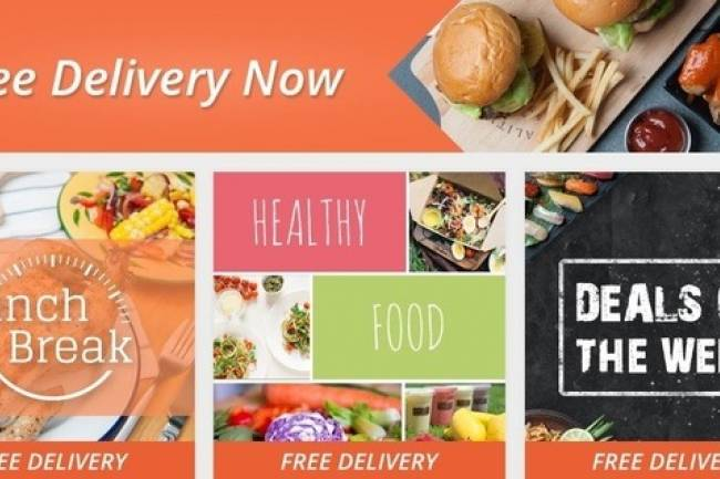 How is it to open a start up of online meal services?