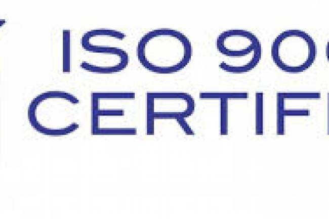What is meant by ISO 9001 certifications?