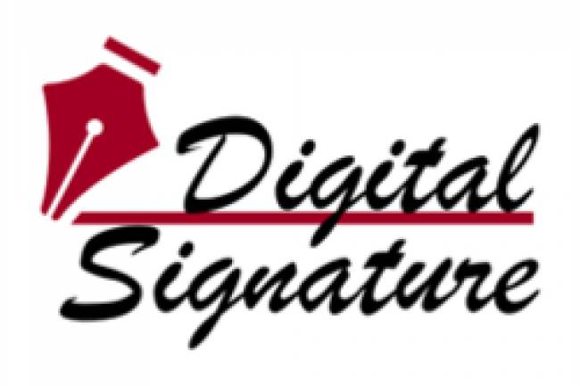 How do I generate digital signature?