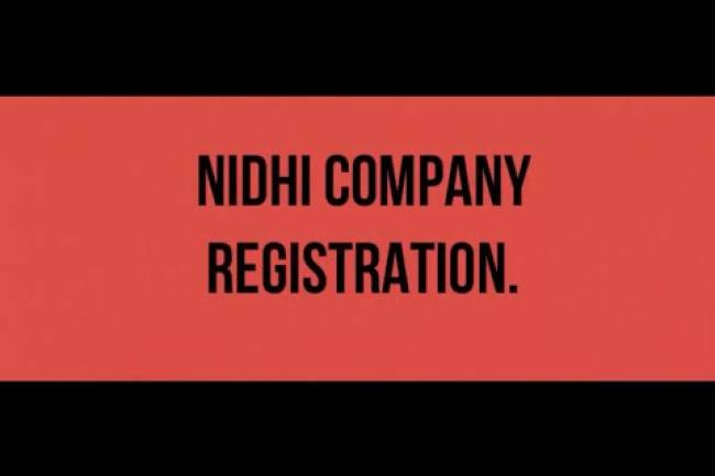 What are the privileges of a nidhi company?