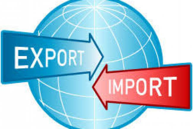 Is an Import Export code tied to a specific bank account?