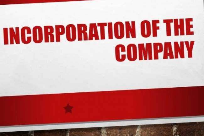 All about the INC 32 Form MCA For Company Registration